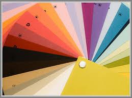 mencampur warna