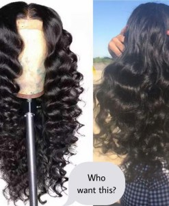 Easily Style Body Wave Lace Front Wig