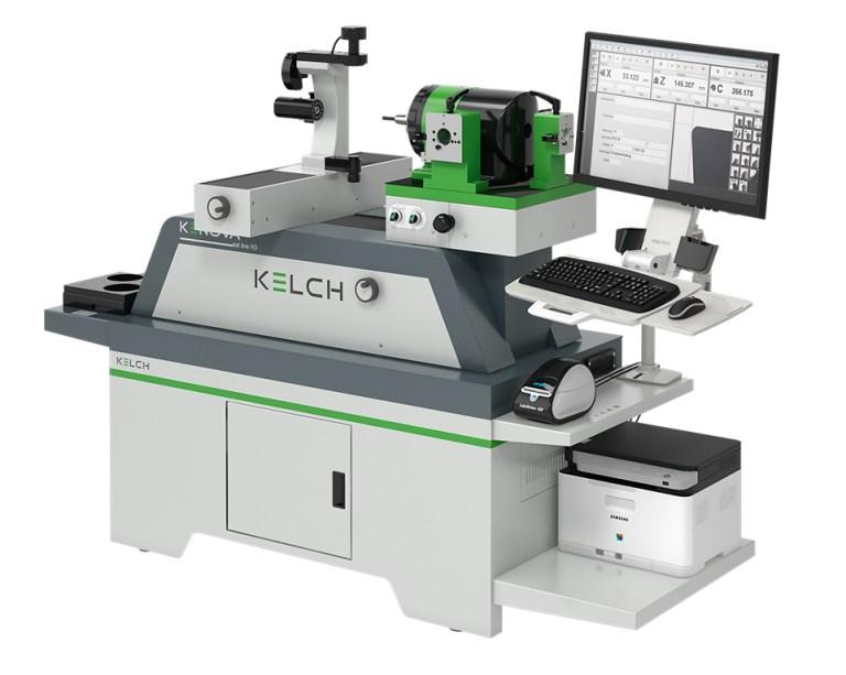 presetter h3 - vertical measurement - intelligent software