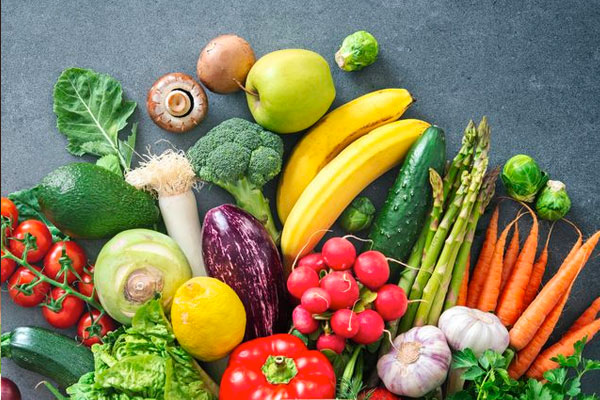 Groceries-vegetables