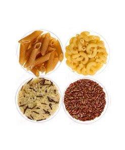 Rice Pasta & Pulses