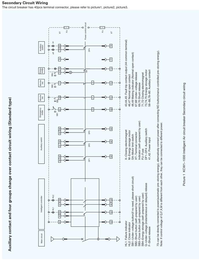 Acb Wiring - List of Wiring Diagrams on