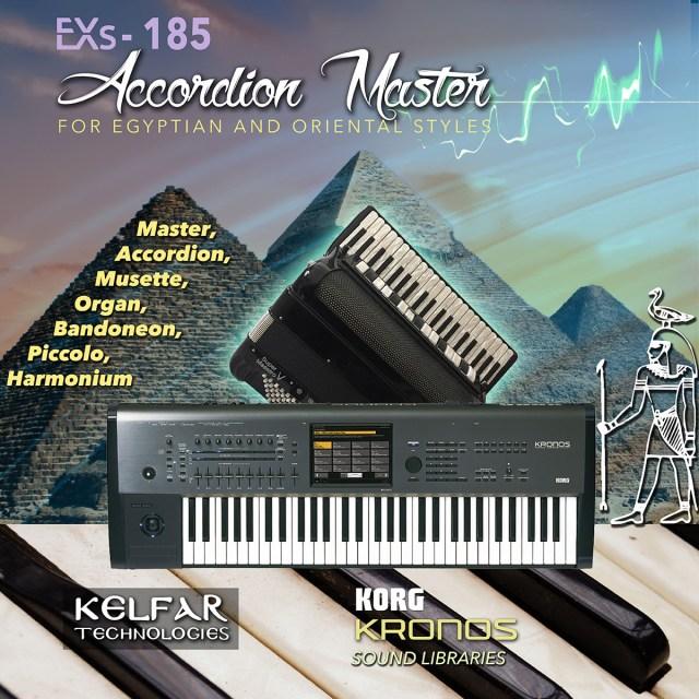 EXs-185 Accordion Master - Kelfar Technologies