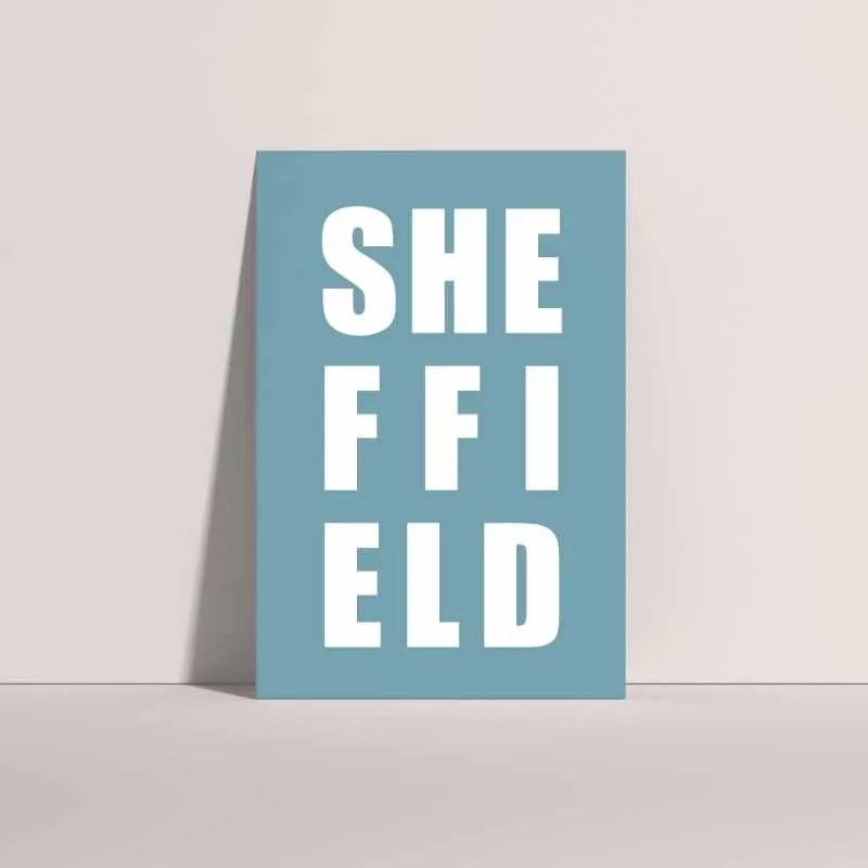Sheffield Print