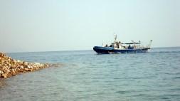 Laivelis Negyvojoj jūroj
