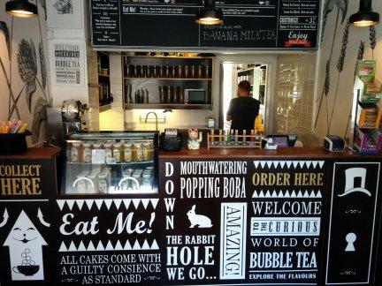 Bubble Tea kavinė