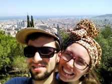Barselona. Park Guell
