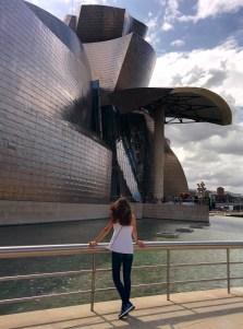 Bilbao. Guggenheim muziejus