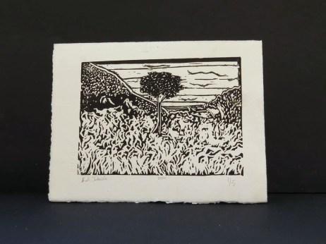 Italian Tree - Print