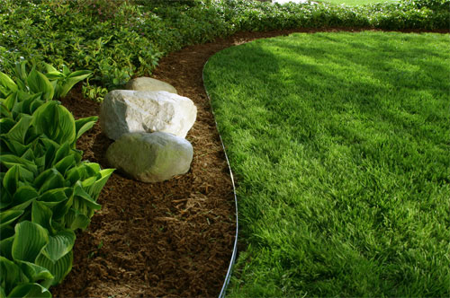 How Lawn Edging Works Goodfellas Enterprises LLC
