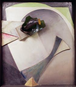 Kurt Schwitters, 'Glass Flower', 1940. Image courtesy Bridgman Art Library