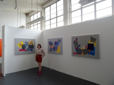 Lucy Bernadette Cox. BA Fine Art at Wimbledon College of Arts, London. Photo credit Kelise Franclemont.