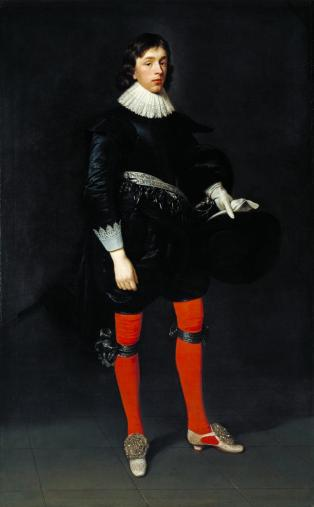 Portrait of James Hamilton, Earl of Arran, Later 3rd Marquis and 1st Duke of Hamilton, Aged 17 1623 Daniel Mytens the Elder c.1590-c.1647 Presented by Colin Agnew and Charles Romer Williams 1919 http://www.tate.org.uk/art/work/N03474