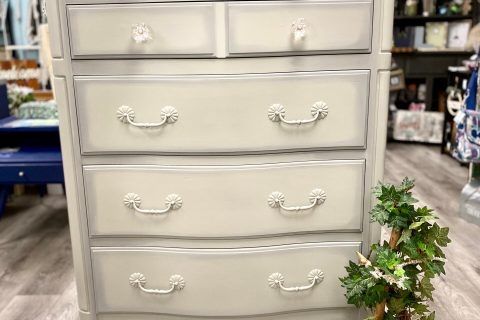 TheGreige 5 drawer dresser