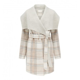 Kirsty Wrap Coat