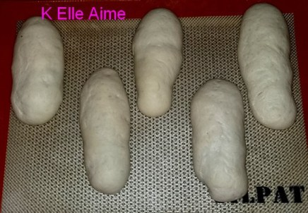 Petits pains chocolat Fou de Pâtisserie
