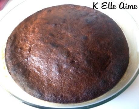 Gâteau moelleux à la noisette de Conticini