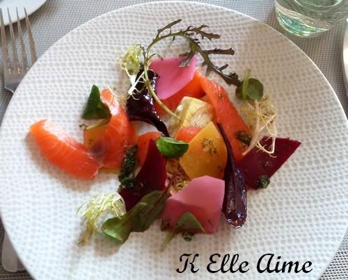 Restaurant La Grange aux Loups Apremont