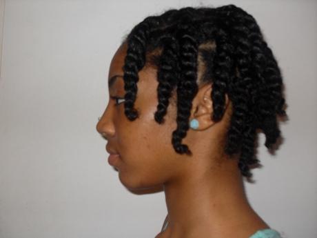 Coiffure tresse africaine cheveux crpus