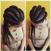 model de coiffure femme africaine