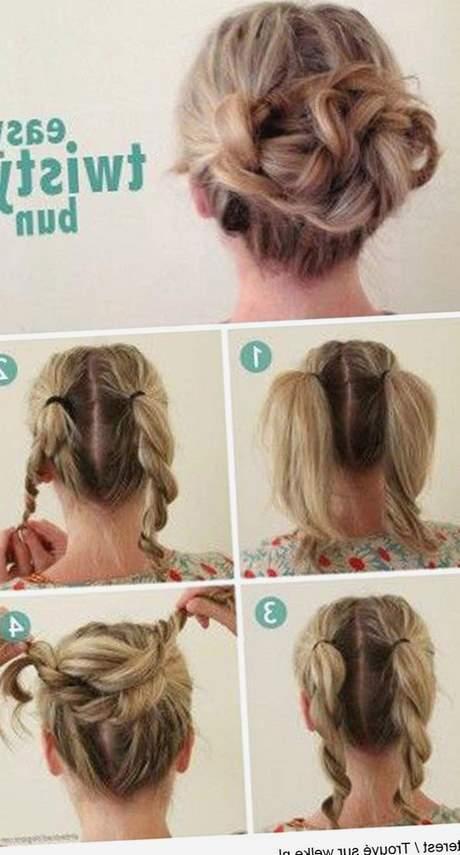 Coiffure Mariage Simple Cheveux Mi Long