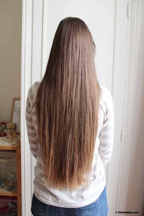 Cheveux Long Naturel