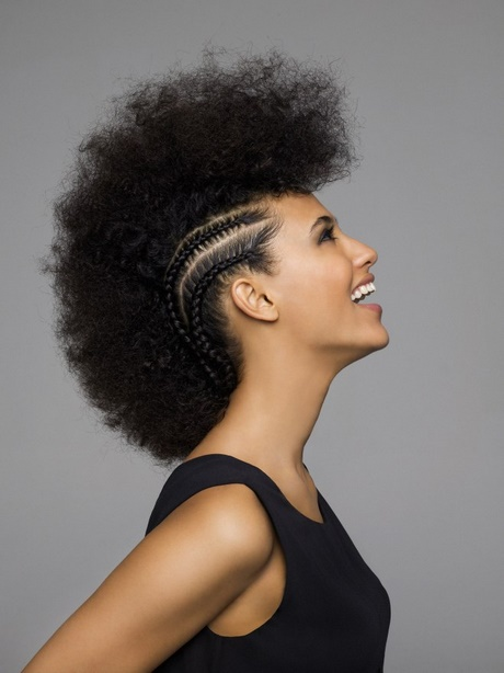 Photo coiffure afro