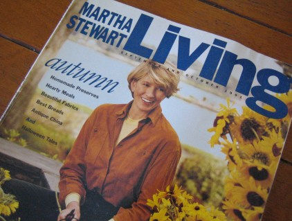 Martha Stewart Living No. 4