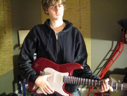 Resident Teen Rocker