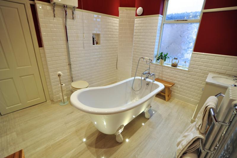 Victorian Bathroom Warton Street