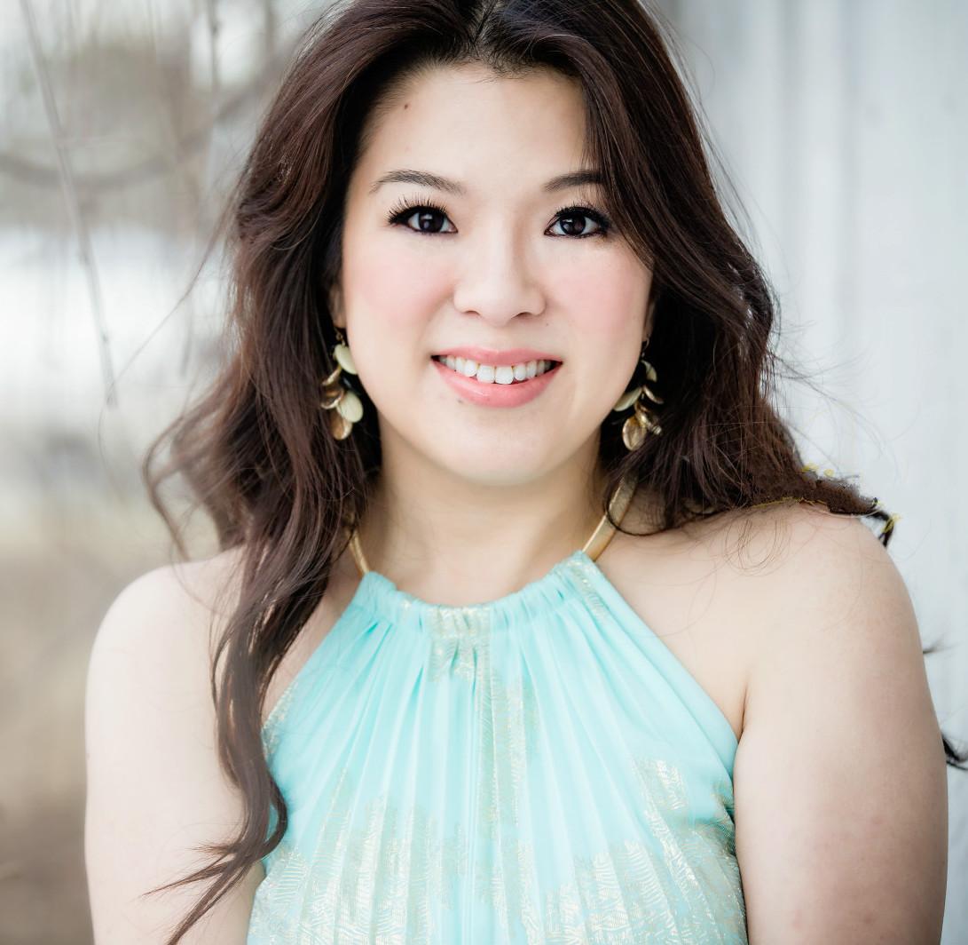 2020 Voice Lesson Instructor Meg Tsai