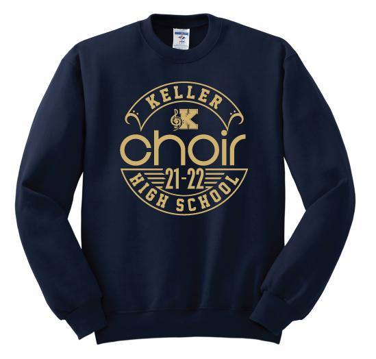 KellerHS-Choir_sweatshirt