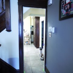 Refinishing Kitchen Countertops Cabinet Installation Cost My Adventures In Gel Staining | { Kelley + Alex }