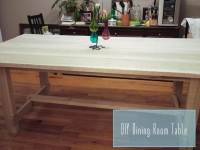 Build Kitchen Table Plans DIY PDF 7 woodworking tools ...