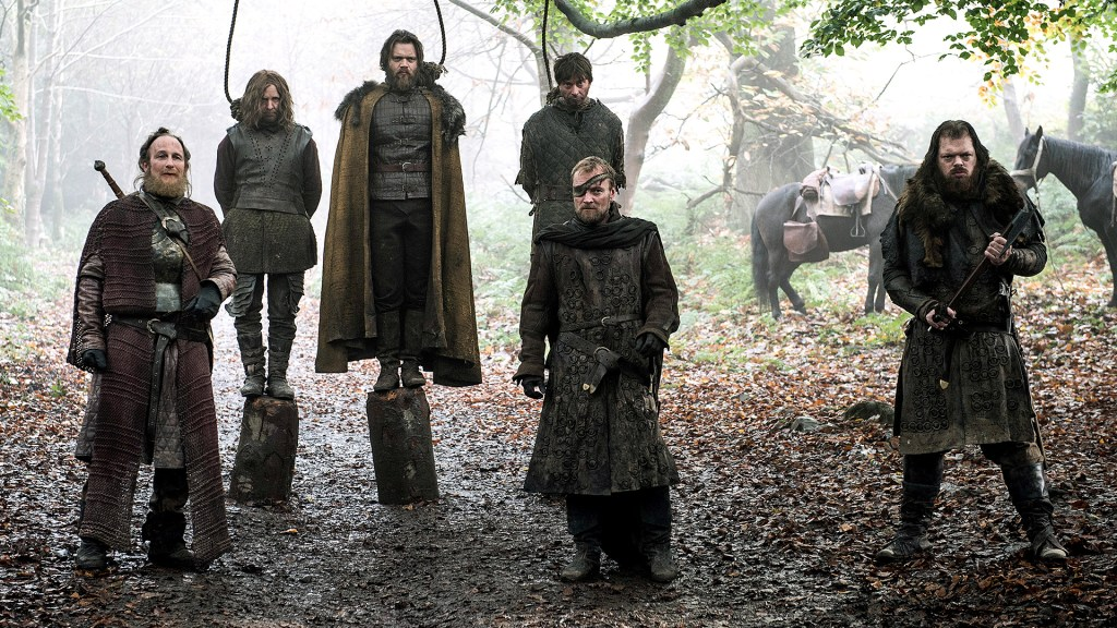 Game of Thrones Season 6 Brotherhood