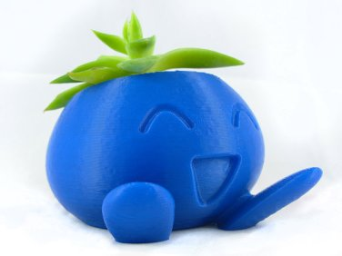 Pokemon Oddish Planter Etsy