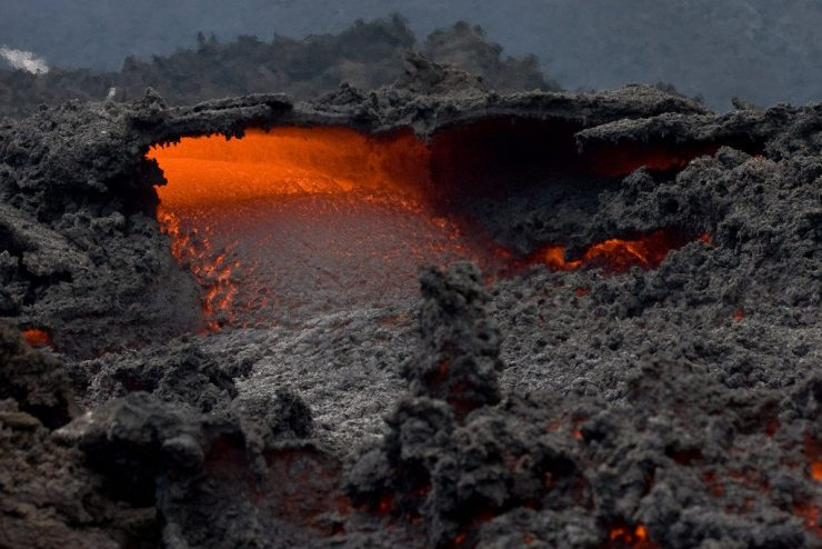 """Pacaya Volcano"" by Greg Willis is licensed under CC BY-NC 2.0"