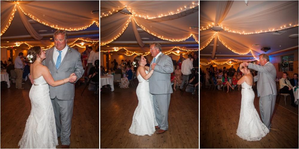 camp foley mn wedding