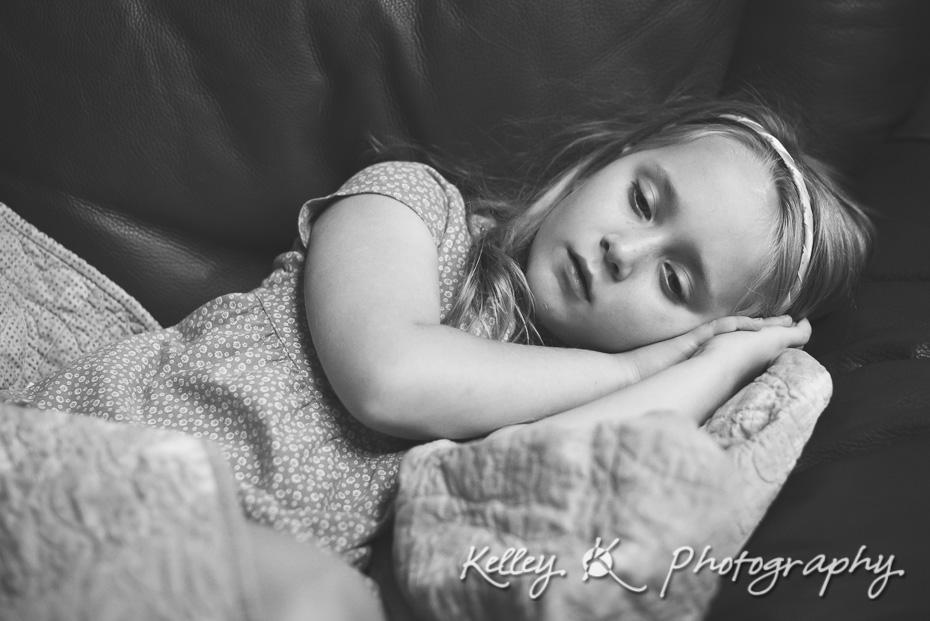 5/365 - Poor sick girl :-(