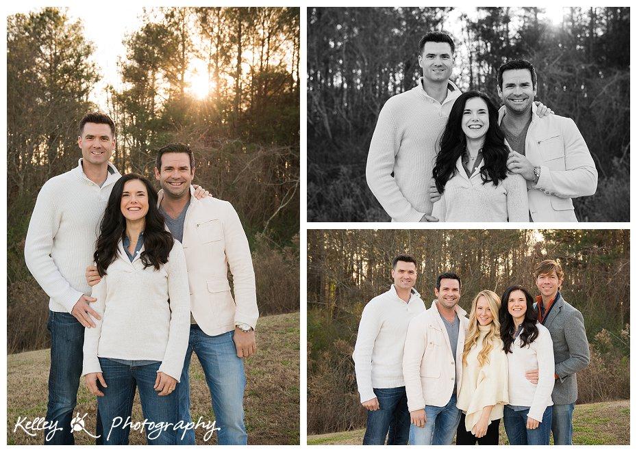 Extended Family Session in Smyrna