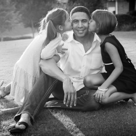 Beautiful Family Session in Mableton