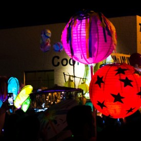 Atlanta Lantern Parade | Kelley K Photography