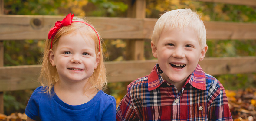 Boy Girl Siblings | Kelley K Photography