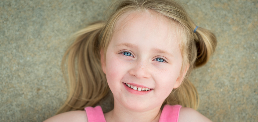 Girl close-up | Kelley K Photography