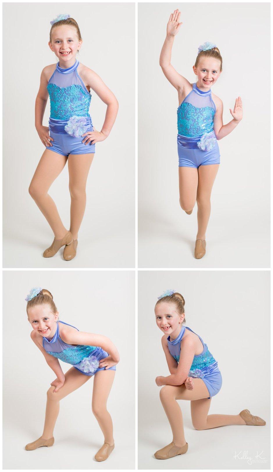 Children's Jazz Dance Portraits | Kelley K Photography Smyrna, GA