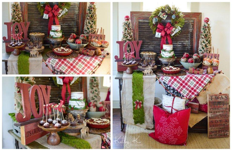 Smyrna-GA-Christmas-dessert-table-KelleyKPhotography