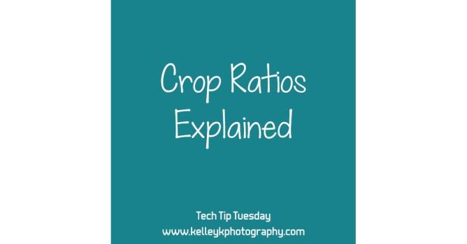 Tech Tip: Crop Ratios Explained
