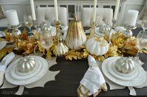 Creating Fall Tablescape Kelley Nan
