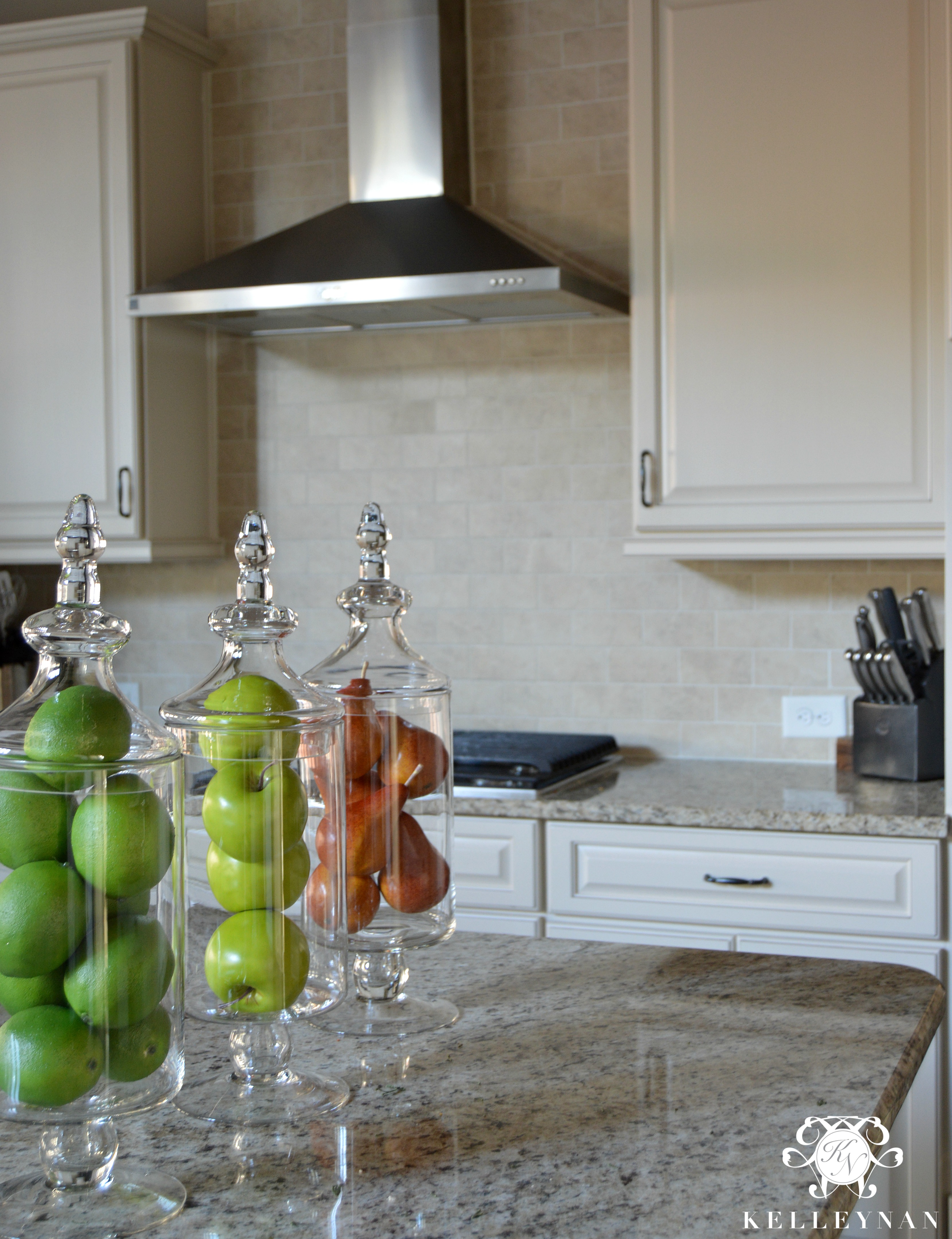 decorative glass jars for kitchen overstock island 16 ways to style apothecary kelley nan
