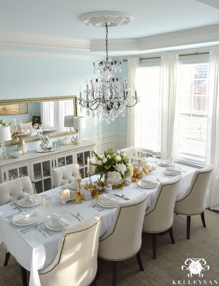 Dining Room Chandeliers When Bigger is Better  Kelley Nan
